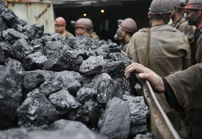 Месторождения каменного угля