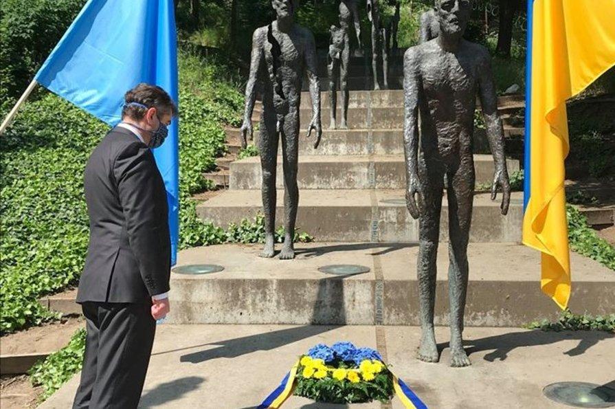 ФОТО: пресс-служба посольства Украины в ЧР