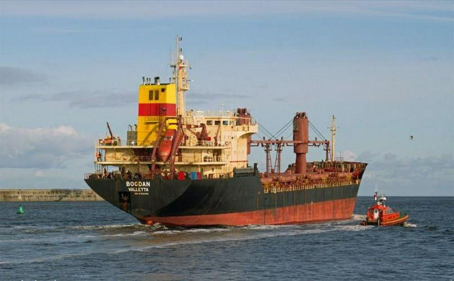 ФОТО: Marinetraffic